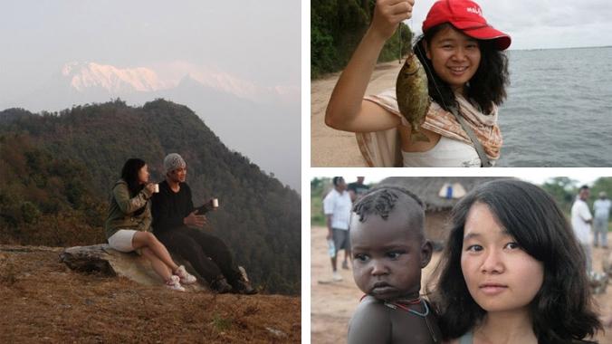 Huyền Chip: 20 tuổi, 700 USD và hành trình đi khắp thế gian - Ảnh 2