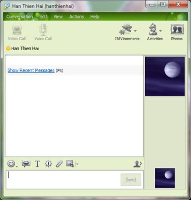 Mẹo nhỏ chặn quảng cáo popup của Yahoo! Messenger - Ảnh 2