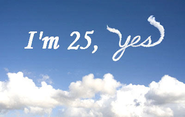 Tuổi 25 nhiều thách thức