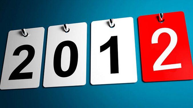 Nhìn lại năm 2012 đầy biến động và sóng gió - Ảnh 1