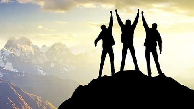 Tám điểm chung của những người thành công - Ảnh 1