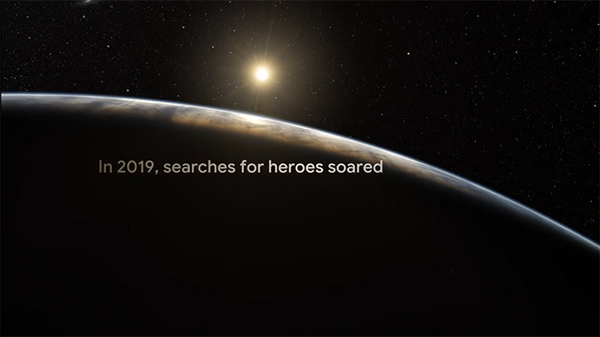 Các nội dung được tìm kiếm nhiều nhất trong năm 2019